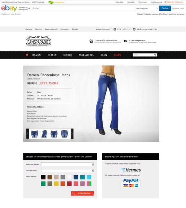 Jeans Paradies