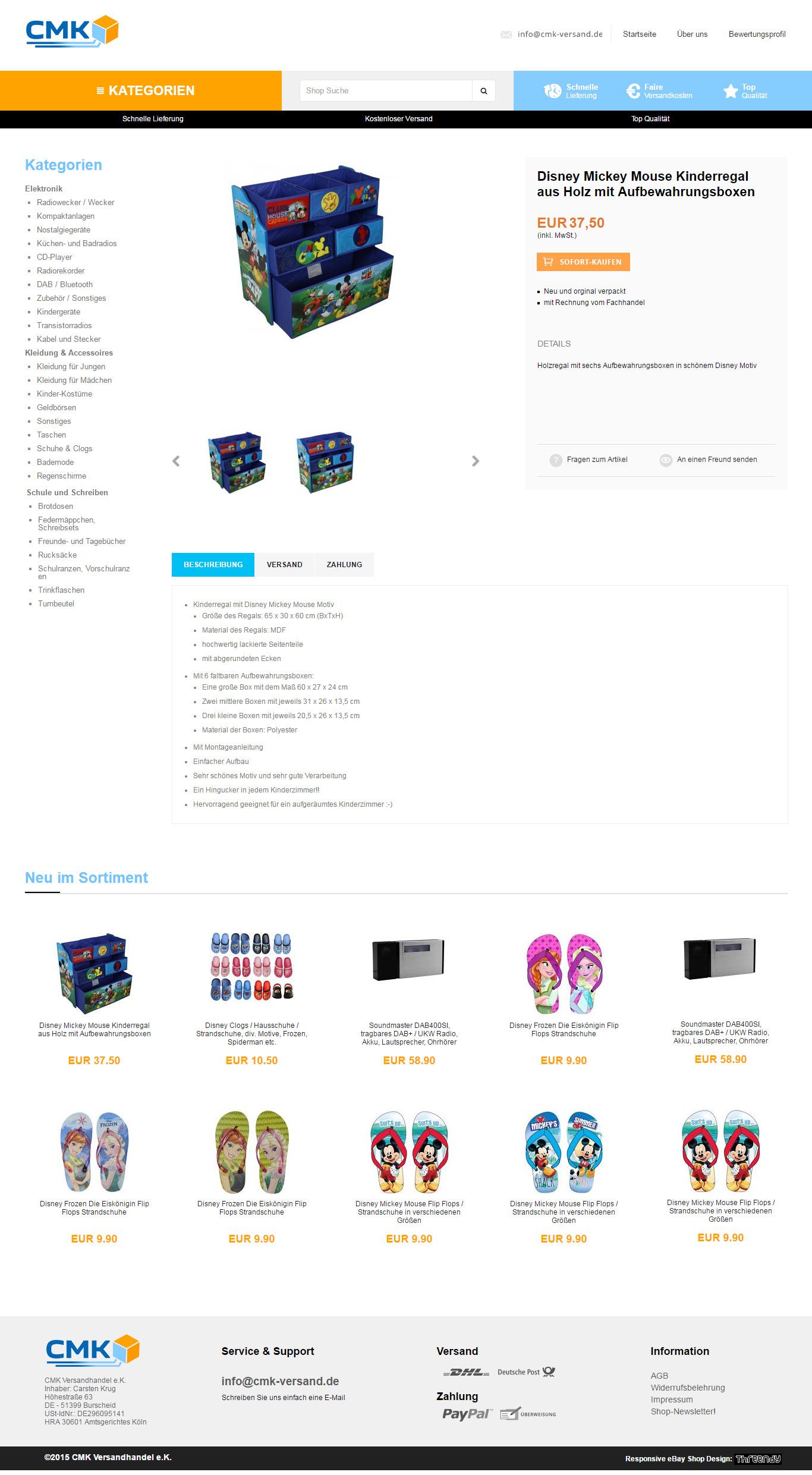 cmk-versand-ebay-template
