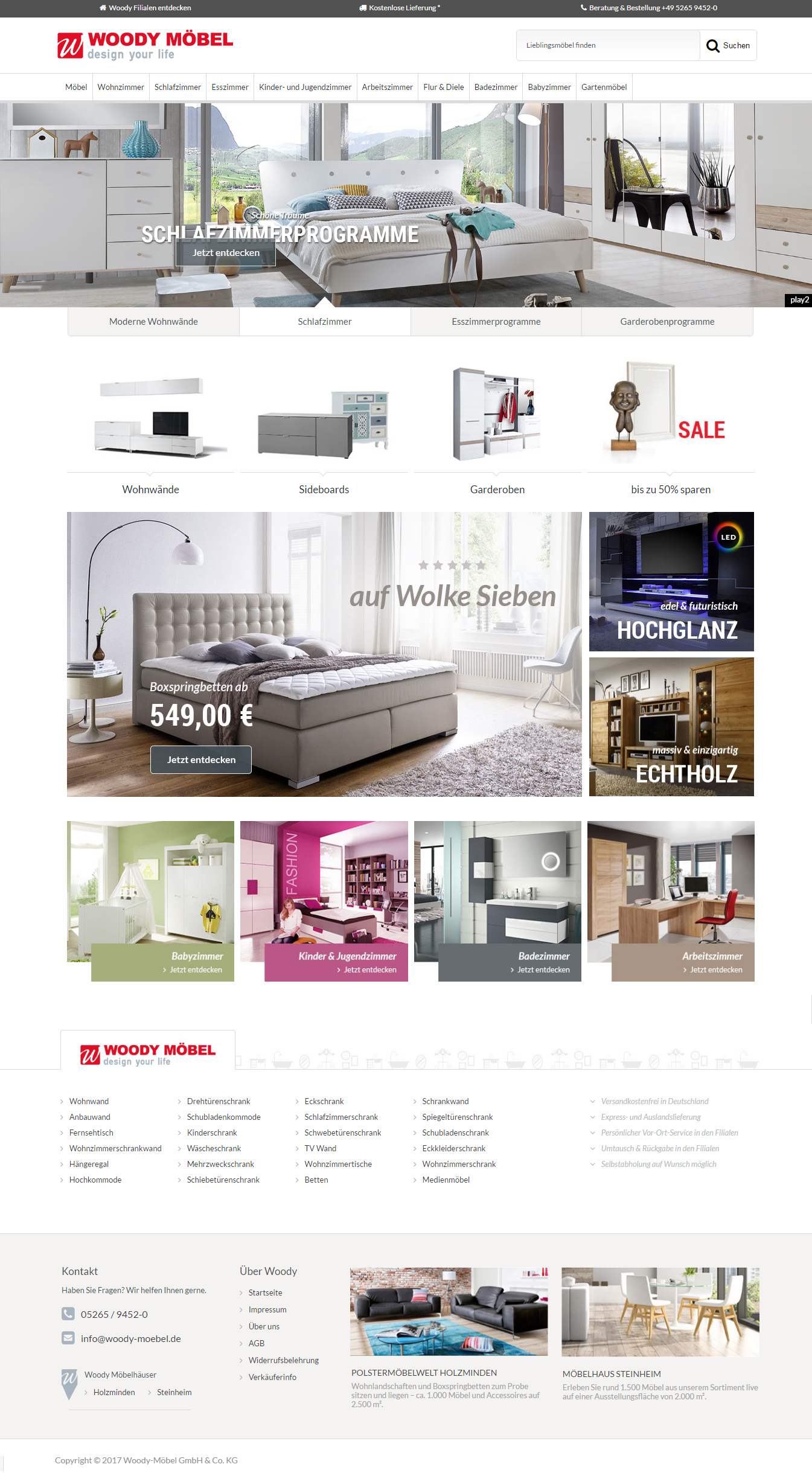 Woody m bel threendy for Ebay template design software
