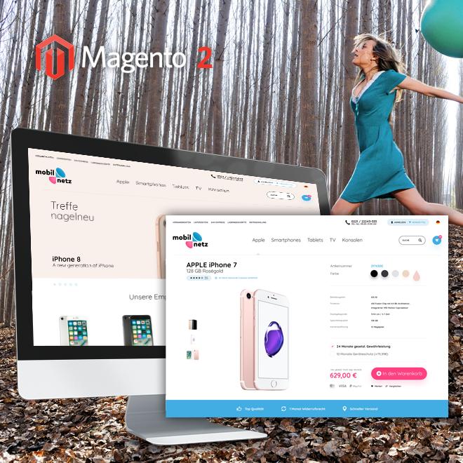 mobilnetz-magento2-onlineshop