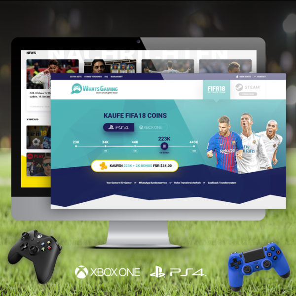 Whatsgaming Fifa Coins Onlineshop
